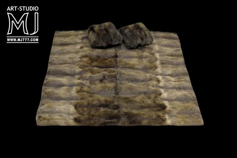 Производство подушек из кожи